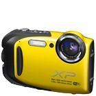 【富士フイルム/ファインピックス】1600万画素 防水デジタルカメラ FinePix XP70[イエロー]