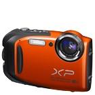 【富士フイルム/ファインピックス】1600万画素 防水デジタルカメラ FinePix XP70[オレンジ](SDカード2GBプレゼント付)