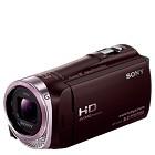 【ソニー/ハンディカム】デジタルHDビデオカメラレコーダー HDR-CX420 ボルドーブラウン