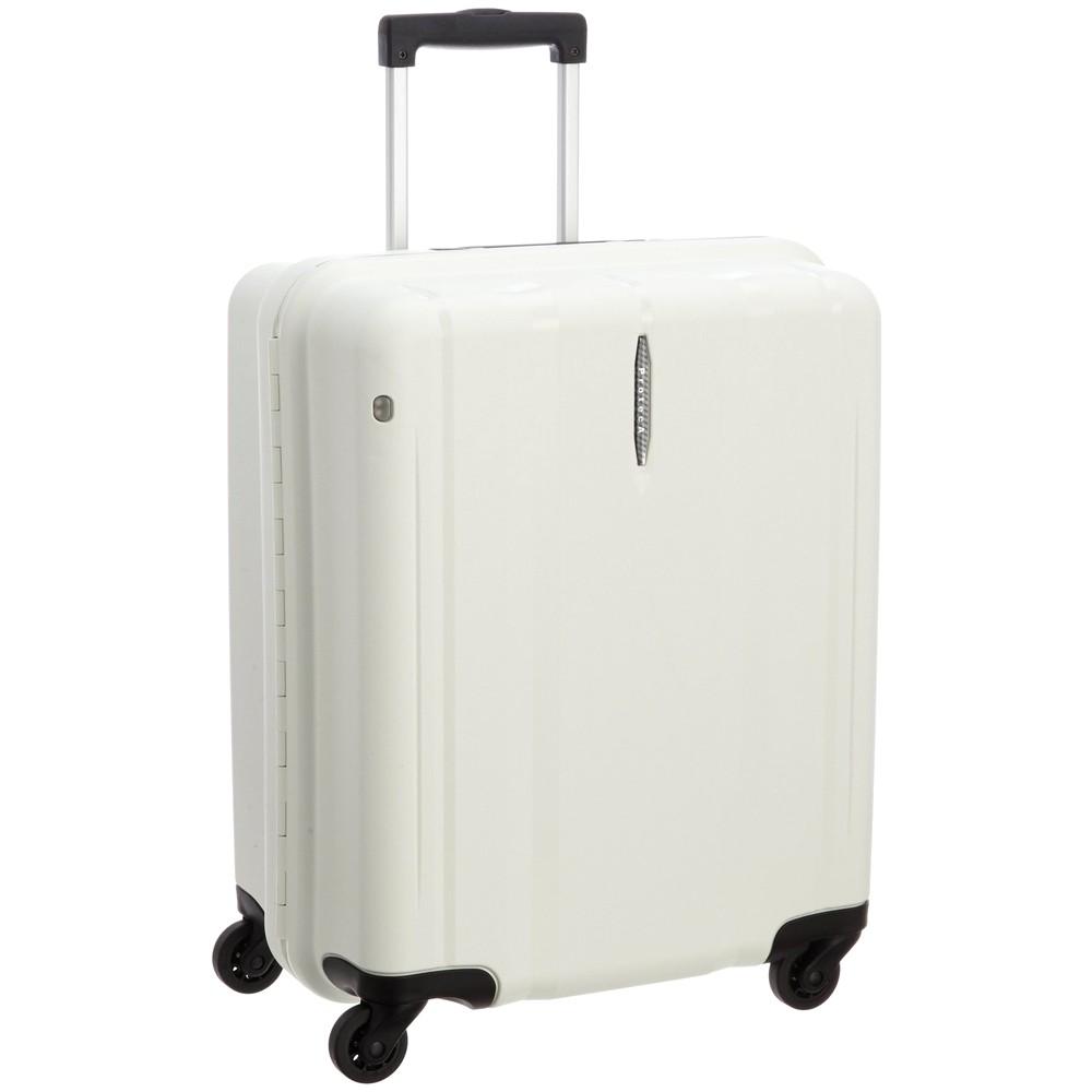 【1〜3泊】エース プロテカ マックスパスエイチアイ 4輪 38L スーツケース ホワイト