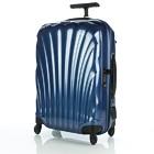 【1〜3泊】サムソナイト Cosmolite Spinner 4輪 36L スーツケース ダークブルー