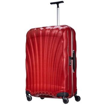 【8~14泊】サムソナイト Cosmolite 4輪 94L スーツケース レッド