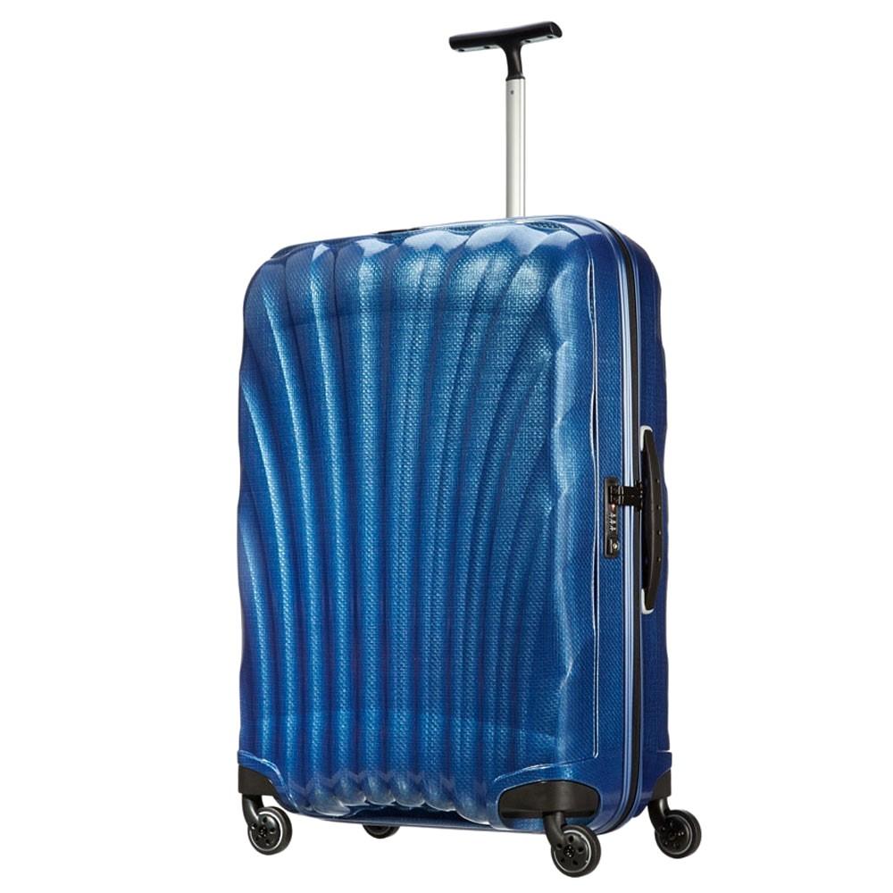 【8〜14泊】サムソナイト Cosmolite 4輪 94L スーツケース ダークブルー