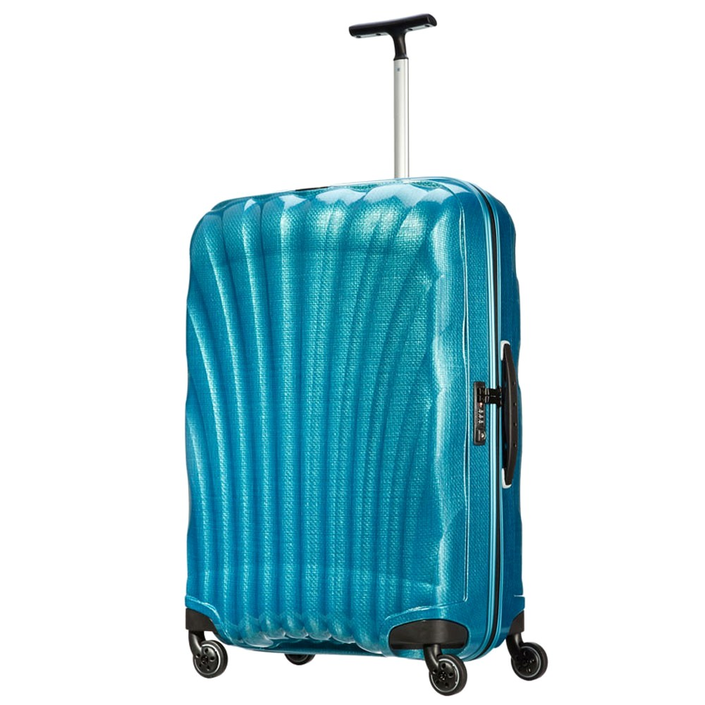 【8~14泊】サムソナイト Cosmolite 4輪 94L スーツケース エメラルドグリーン