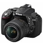 【ニコン/デジタル一眼レフカメラ】2416万画素 D5300 18-55 VR IIレンズキット