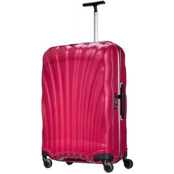 【8〜14泊】サムソナイト Cosmolite 4輪 94L スーツケース ブライトピンク