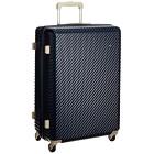 【8〜14泊】エース ハント マイン 4輪 75L スーツケース ネイビー