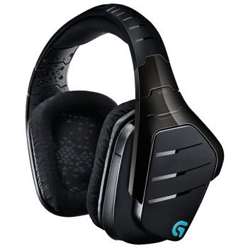 【ロジクール/ヘッドホン】G933 ワイヤレス7.1サラウンド ゲーミング ヘッドセット