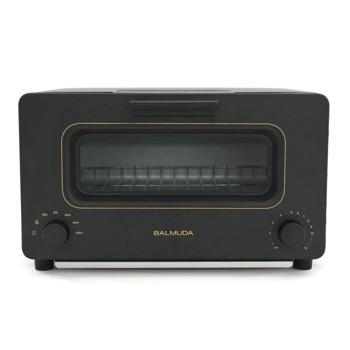 【バルミューダ/スチームオーブントースター】K01A-KG ブラック