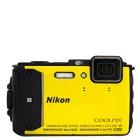 【ニコン/クールピクス】1605万画素 防水デジタルカメラ COOLPIX AW130(SDカード2GBプレゼント付)