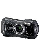 【リコー】1600万画素 防水デジタルカメラ RICOH WG-50 ブラック(SDカード2GBプレゼント付)
