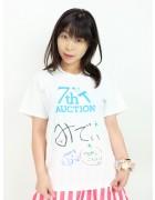 【みでぃ】直筆サイン入り【7周年】Tシャツとサイン入りチェキ