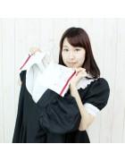 ☆チェキ直筆サイン入☆ミアコスチュームモデル まな 聖應女学院制服