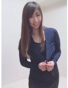井村麻美 サイン入り ネイビーカーディガン