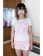 椿 理穂 最新DVD「美少女伝説 マシュマロリ」内で着用したセットアップ
