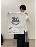 URAGAWA・こうへい直筆サイン入り【8周年】Tシャツ