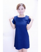 manami☆紺のワンピース