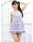 鈴木ことね イメージDVD「純情開花」で着用したキャミソールワンピース