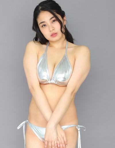 トロたん☆直筆サイン入り写真&直筆サイン入り撮影衣装(シルバー)