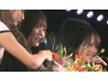 2011年2月12日(土)チーム研究生 おやつ公演 川栄李奈 生誕祭