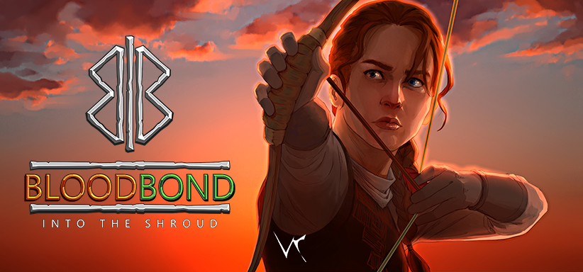 Blood Bond ― Into the Shroud