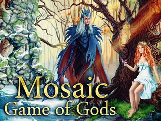 モザイク 神々のゲーム