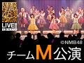 2017年5月15日(月) チームM「アイドルの夜明け」公演