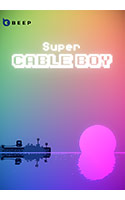 DMM GAMES Super Cable Boy(スーパー・ケーブル・ボーイ) のサムネイル画像