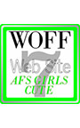 AFS woff Girls CUTE 7書体セット