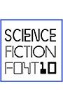 SFっぽいフォント 欧文10書体セット