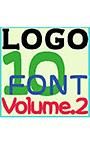 ロゴ用欧文フォント 10書体セット