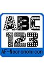 AF―Necronomicon ネクロノミコン