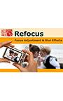 AKVIS Refocus Homeプラグイン版 v.10.1