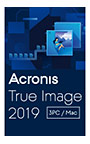 Acronis True Image 2019 - 3 Computers(ダウンロード版)