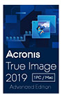 Acronis True Image Advanced Subscription 1 Computer(ダウンロード版)