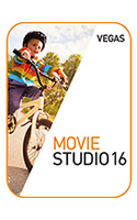 VEGAS Movie Studio 16 ダウンロード版
