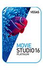 VEGAS Movie Studio 16 Platinum ダウンロード版