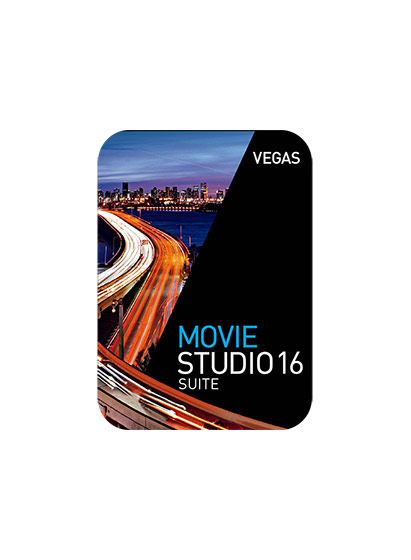 VEGAS Movie Studio 16 Suite ダウンロード版