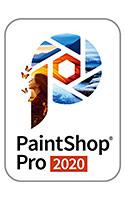 PaintShop Pro 2020 ダウンロード版