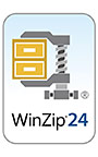 WinZip 24 Standard ダウンロード版