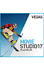 VEGAS Movie Studio 17 Platinum ダウンロード版