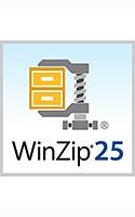 WinZip 25 Standard ダウンロード版