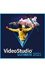 VideoStudio Ultimate 2021 特別版 ダウンロード版