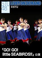 【ゴゴリバ】2019年8月29日(木)「GO!GO! little SEABIRDS!!」公演@広島県 広島港 広島国際フェリーポート