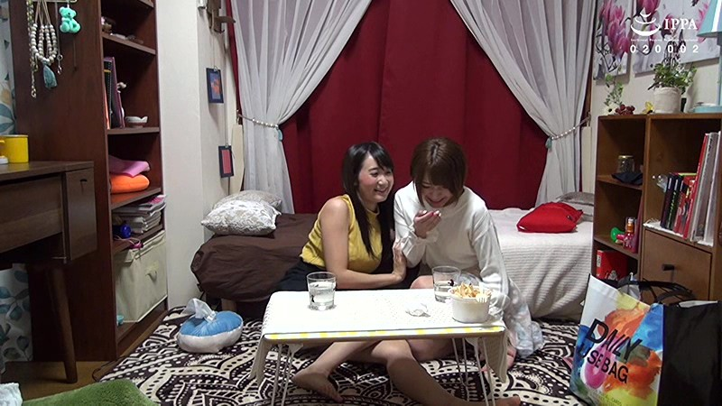 ゲスの極み女子寮 レズ7組目 サンプル画像 No.2