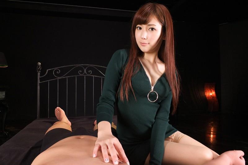 【VR】凄テクお姉さん・愛音まりあの淫語満載ご奉仕SEX! 愛音まりあ サンプル画像  No.3