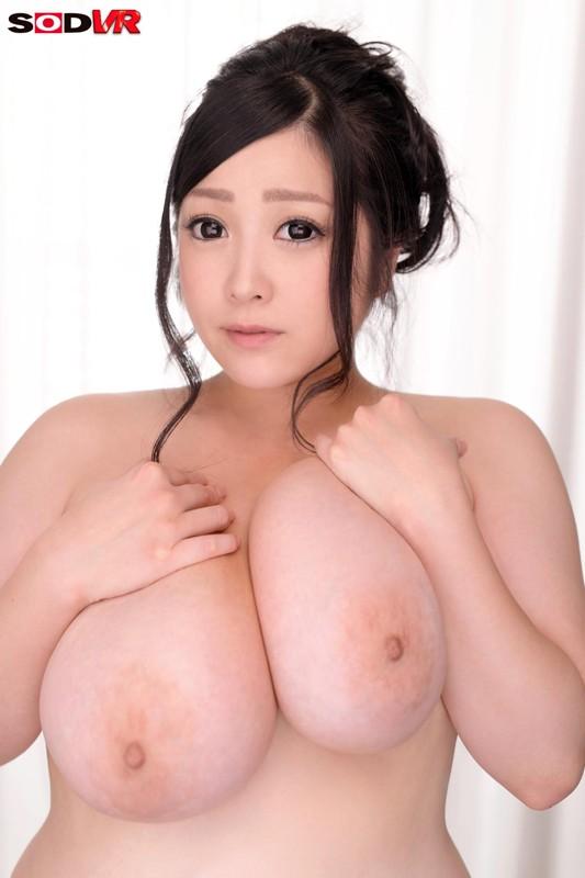 【VR】芸能人VR あの、小向美奈子のスライム乳を目の前で堪能 中出し性交 サンプル画像 No.2
