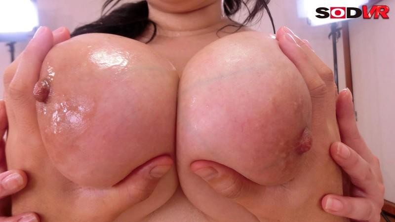 【VR】芸能人VR あの、小向美奈子のスライム乳を目の前で堪能 中出し性交 サンプル画像 No.7
