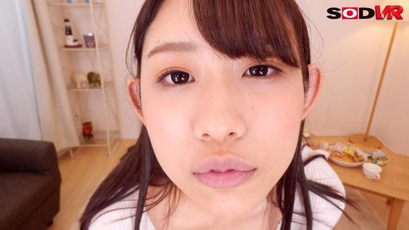 【VR】キス大好き彼女!最初から最後までキスしまくり最高のラブラブSEX サンプル画像 No.5