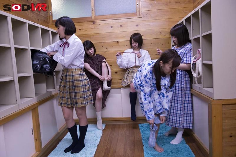 【VR】服の中に潜り込めるVR2 女子学生編(11名収録)※全編ノーモザイク サンプル画像 No.8